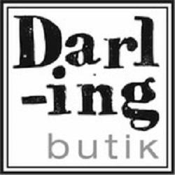 Logo der Firma Darl-ing Butik.